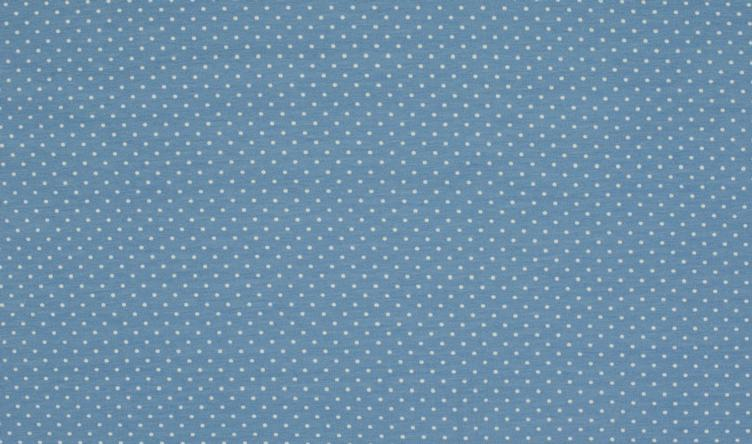 DOT BLUE - WHITE