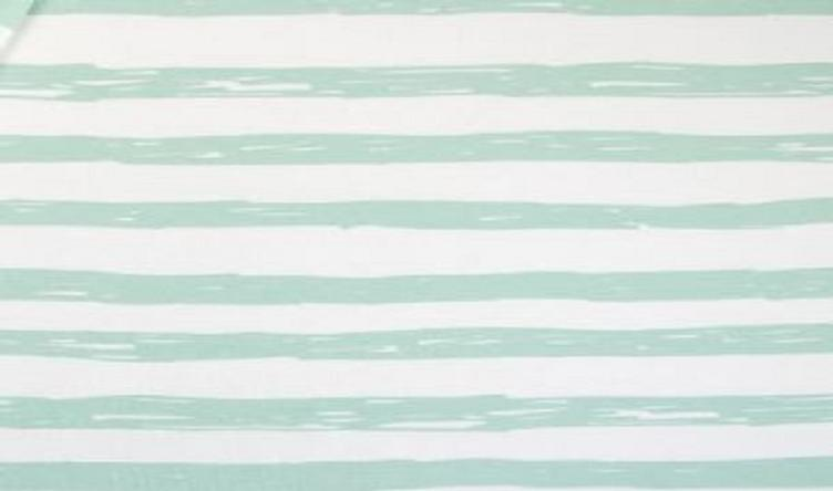 PAINTED STRIPES - MINT