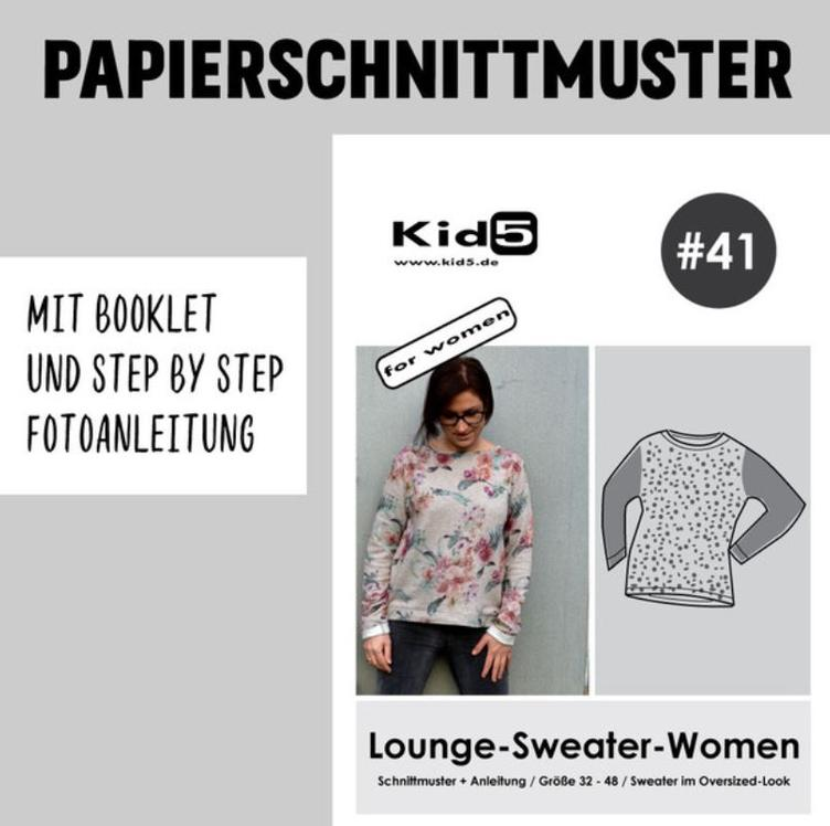 Lounge-Sweater-Women
