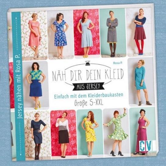 Näh Dir Dein Kleid (163) | BÜCHER | SCHNITTMUSTER | Bottega Kunterbunt
