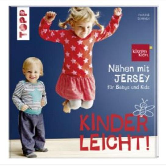 Nähen mit JERSEY für Kids 0 - 8 Kinder leicht (164) | BÜCHER ...