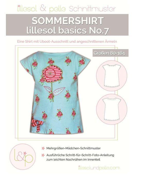 SOMMERSHIRT NO. 7